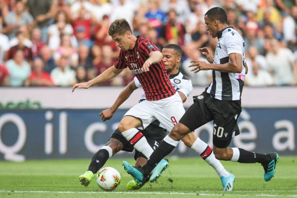 Troost-Ekong pockets Piątek in Udinese victory