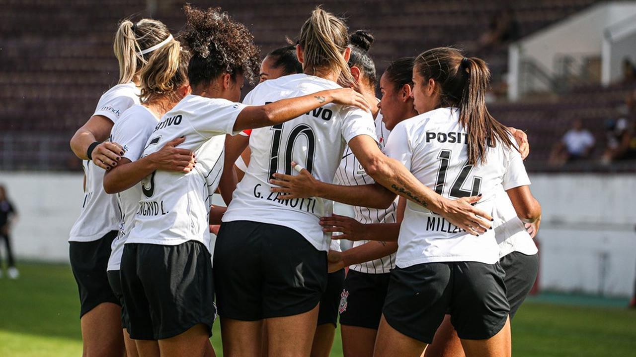 Corinthians Women Team For Brazil don break Record