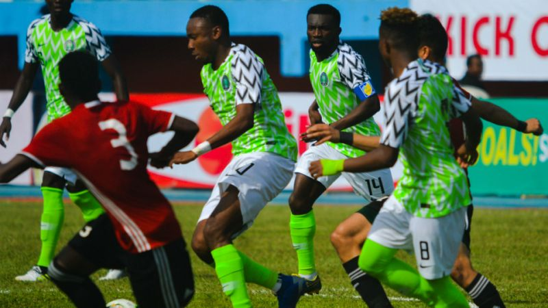 U23 AFCON Qualifier: Olympic Eagles lose 0-1 to Sudan