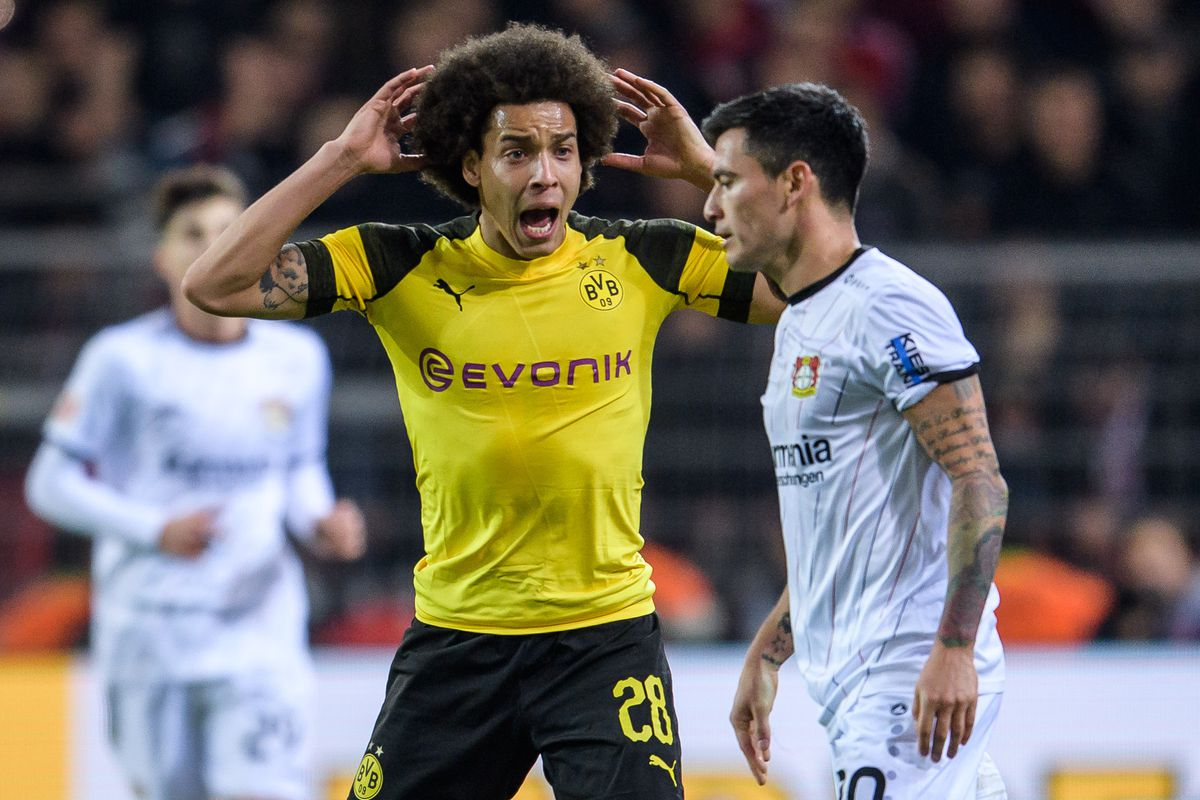 Axel Witsel Finds Loving Only Football As A Hobby And Gift