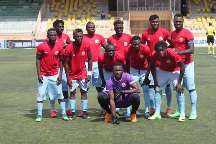 Niger Tornadoes Win 2019 Taiwo Ogunjobi Gold Cup