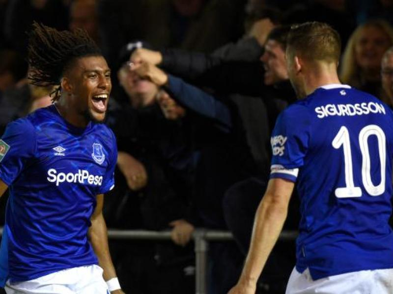 English Cup: Iwobi pitched against Iheanacho, Ndidi in the Last Eight