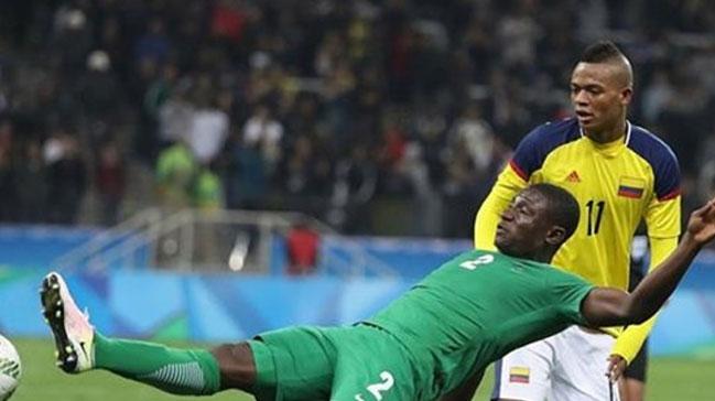 Sincere Seth Happy To Be Invited Into Nigeria's U-23 Team