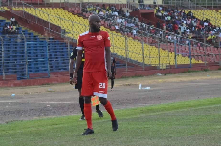 Horoya's Nigerian striker Sakin confident of leaving Aba without defeat