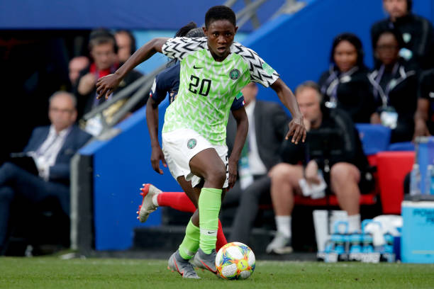 Super Falcons World Cup Star Chidinma Okeke Joins Real Madrid