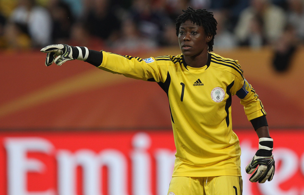 """Inconsistency with Falcons Coach will not hinder Nigeria women's Olympic quest"""" Former Goalkeeper, Precious Dede"""