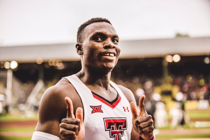 Oduduru turns attention to Tokyo 2020 Olympic after world championship disappointment