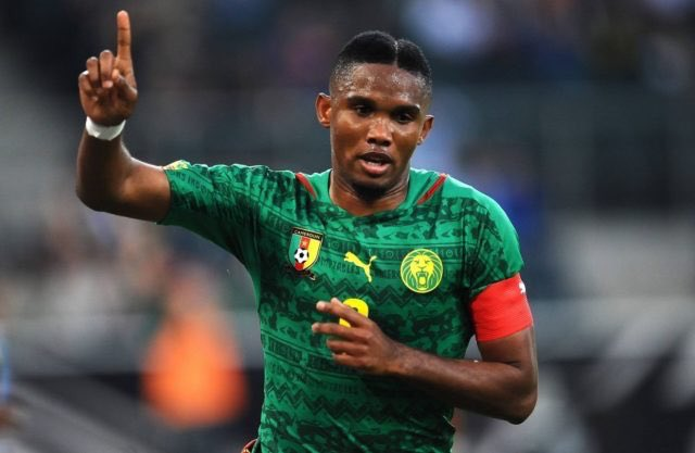 Cameroonian and African football icon Samuel Eto'o retires