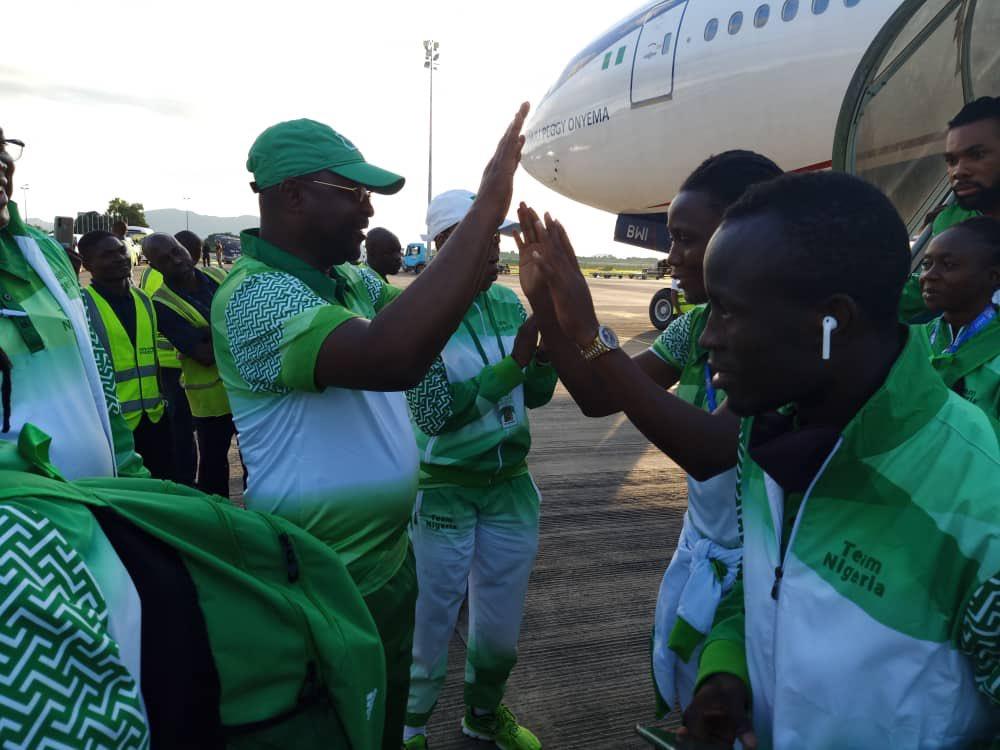2020 Olympics preparation should start now – Emedolu
