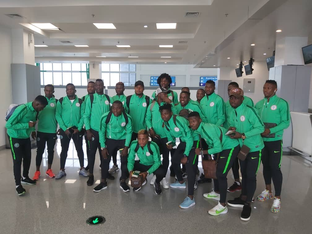 CHAN Eagles Set To Depart For WAFU Cup