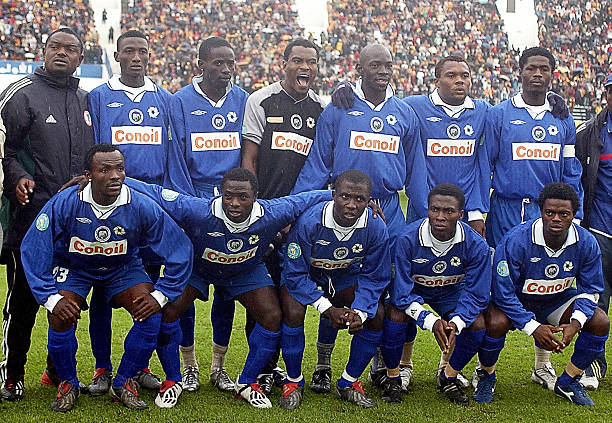 Enyimba chasing Champions League glory, inspired by '04 triumph