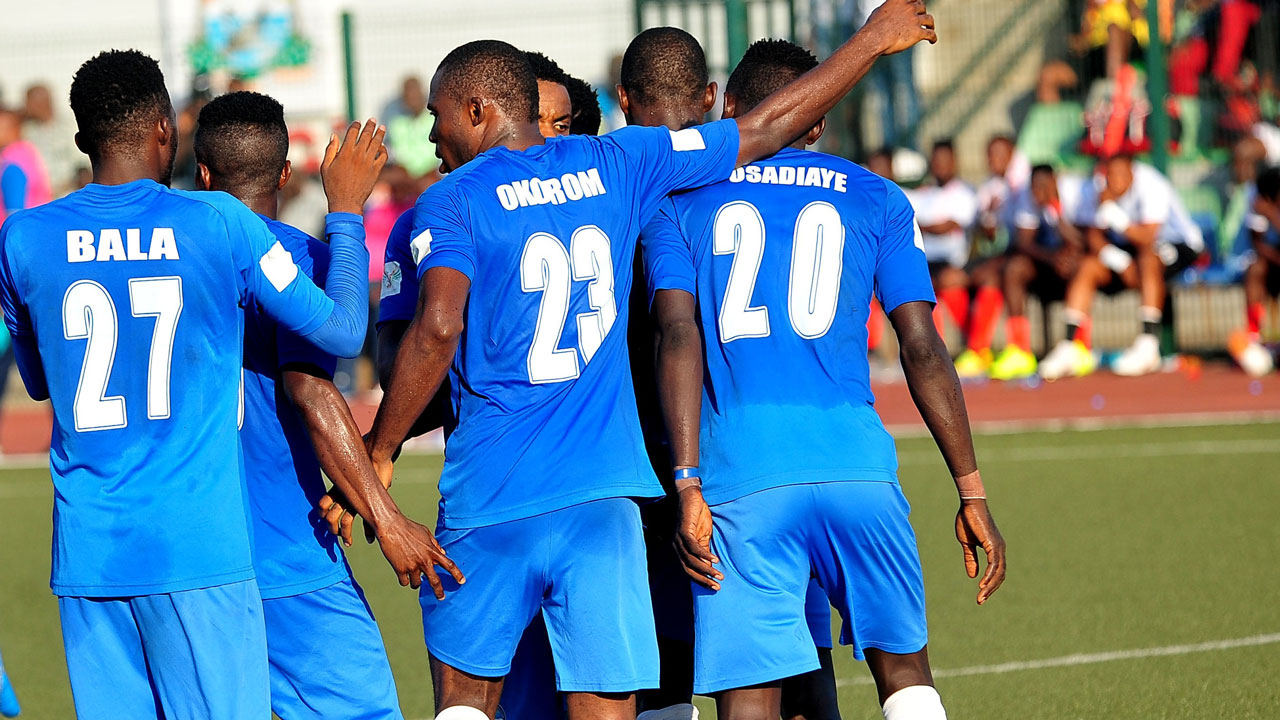 CAF CC: Enyimba, Rangers Paired Against TS Galaxy And ASCK