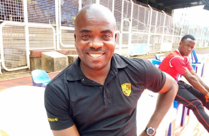 Katsina United boss Makinwa satisfied with the commitment of his boys
