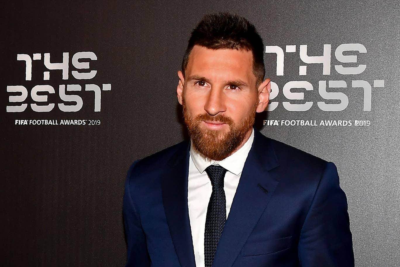 Lionel Messi beats Ronaldo and Van Dijk to win 6th FIFA Best player award