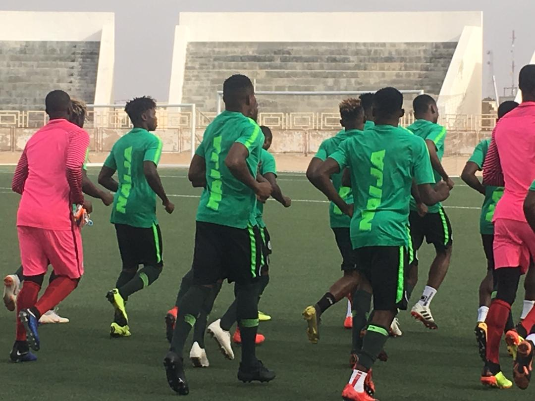 Olympic Eagles Team will make Nigeria proud – Ibrahim