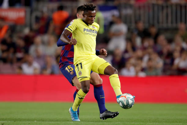 Chukwueze's Villarreal stunned by Eibar last minute goal