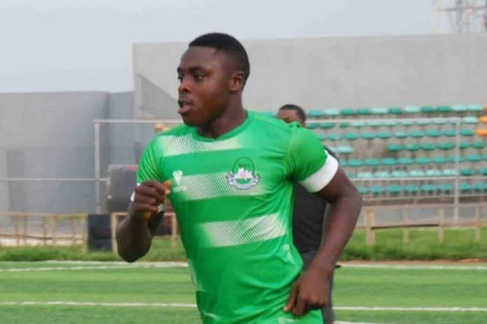 U23 Eagles striker Ibrahim targets goals against Sudan