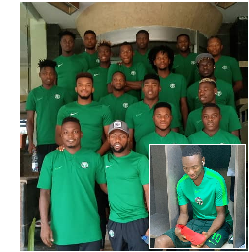 Olympic Eagles ranks bolstered with arrival of former Arsenal player