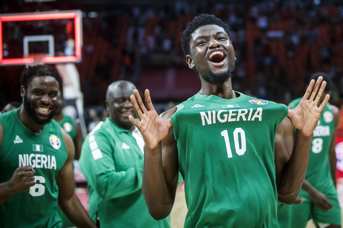 FIBA World Cup: Nigeria defeats Host China 86-73, pick Olympic ticket