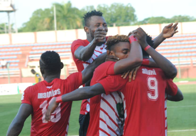 Lobi Stars battle Kwara United in pre-season final