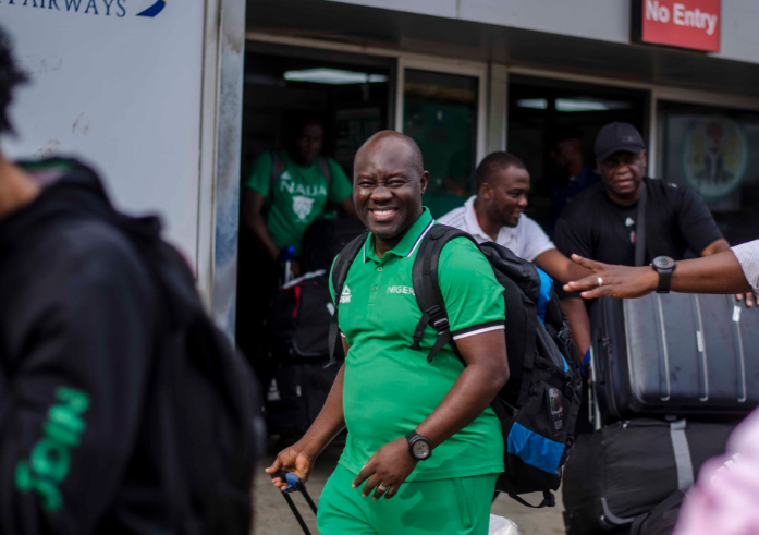 The Boys Are Back! D'Tigers return from FIBA World Cup