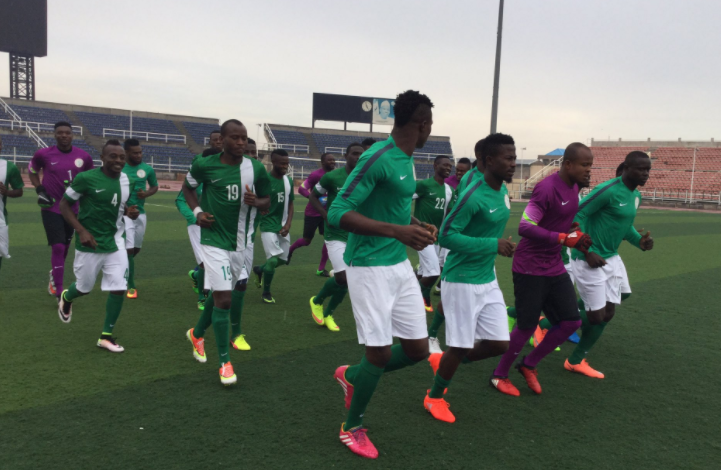 Ekpo advocates for home based players despite loss to Togo