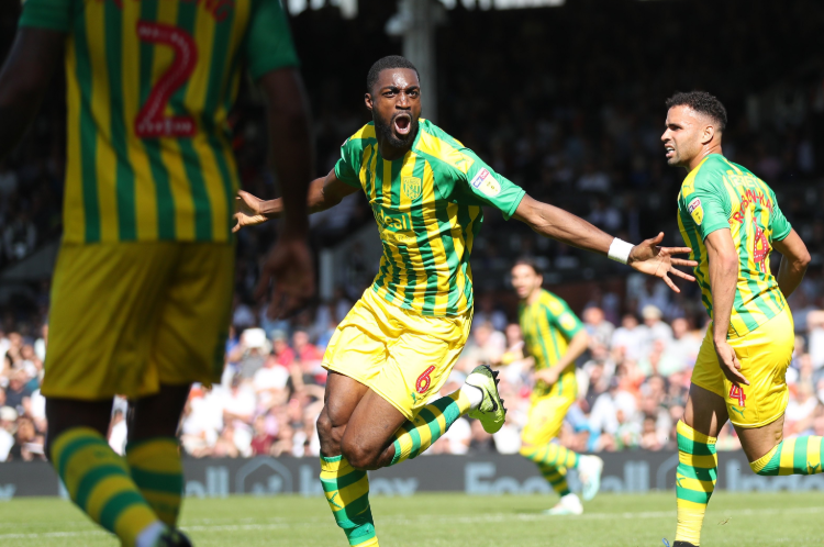 Ajayi wants to score more goals for West Bromwich Albion