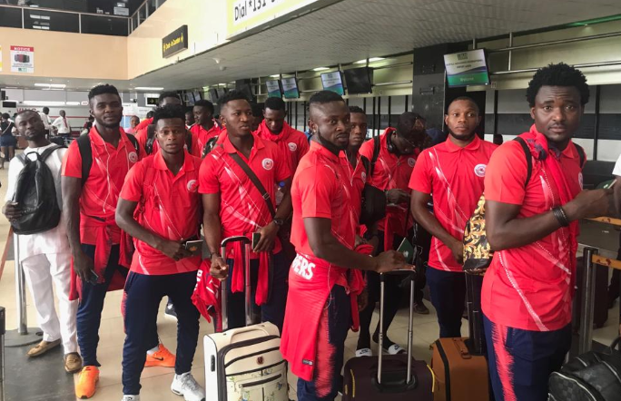 CAF CC: Rangers optimistic of qualification despite Libreville defeat