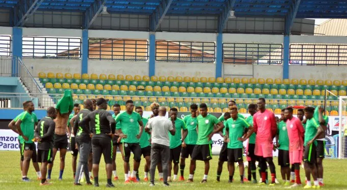NFF Official leaks information about horrible conditions U23 Eagles suffered in Sudan