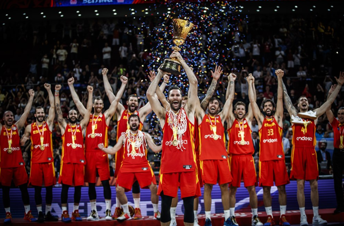Spain clinch FIBA World Cup title, Nigeria finishes 17th overall