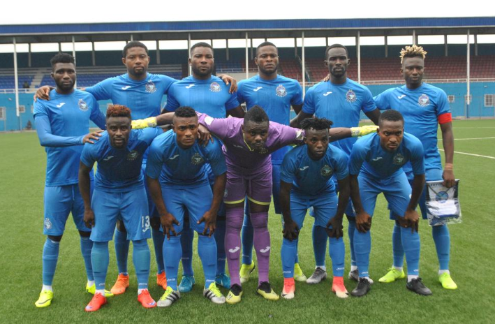 Enyimba champions league hopes hangs in the balance