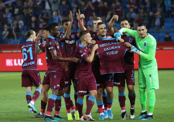 Almost perfect night for Nigerian duo Nwakaeme, Mikel Obi in Trabzonspor colors