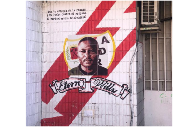 "We'll never forget! Rayo Vallecano's tribute to former Super Eagles goalkeeper ""Willy"""