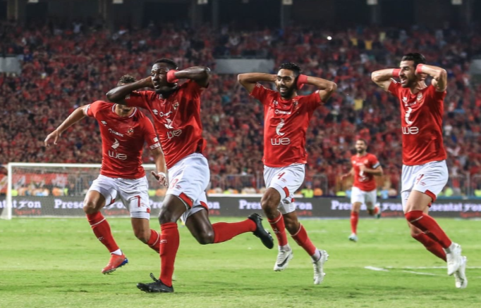 Junior Ajayi leads Al Ahly to victory over Entag El-Harby