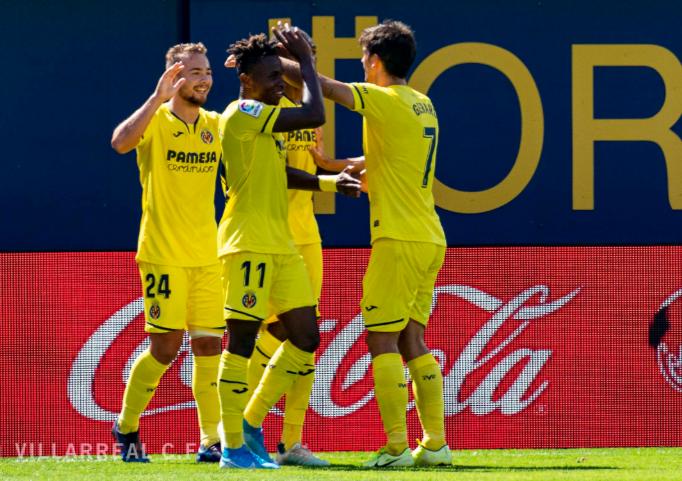 Impact Sub! Chukwueze grabs assist in Villarreal home win