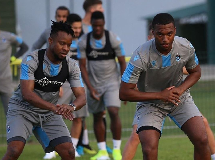 Onazi back in training, works on fitness with forgotten England man Sturridge