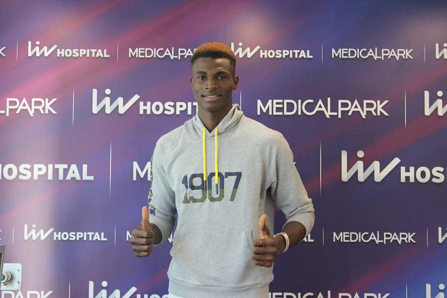 Volleyball: Fenerbahçe SC signs Arinze Nwachukwu