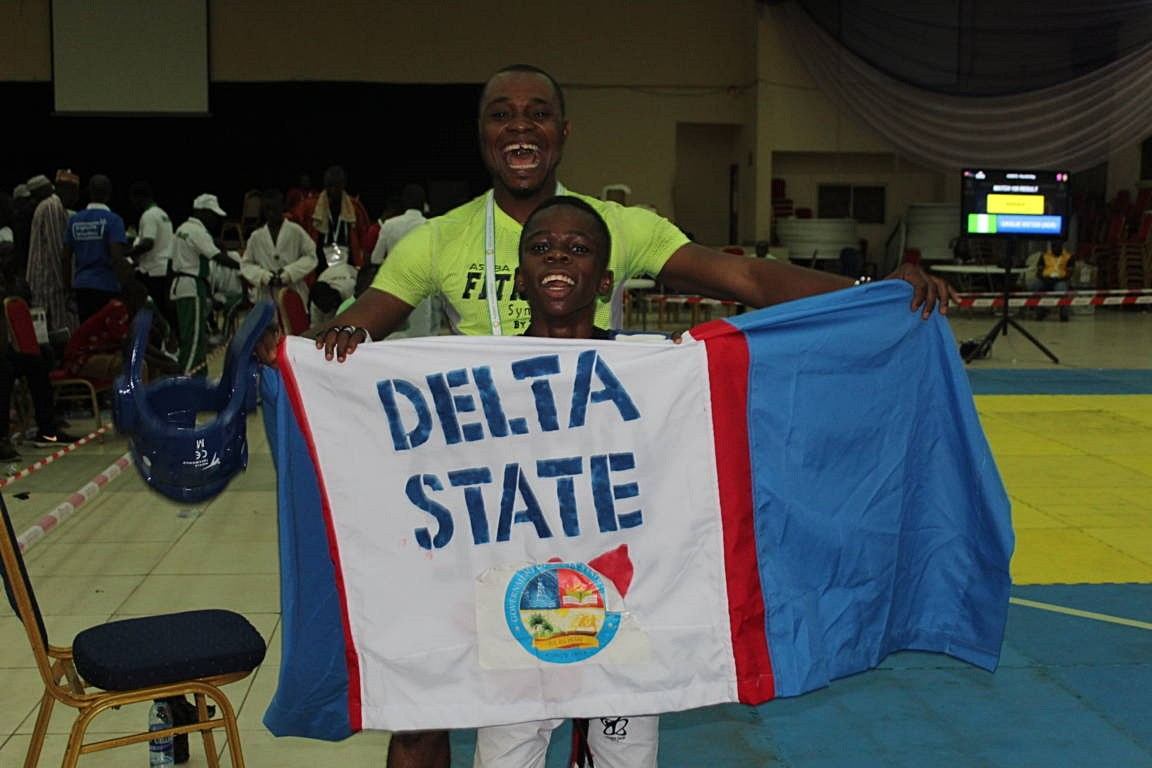 Delta State Wins Fifth Record National Youth Games.