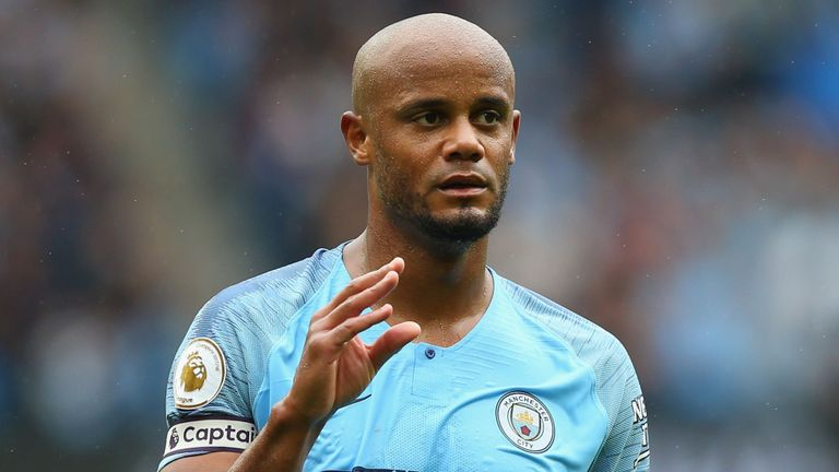 Vincent Kompany has been ruled out of Vincent Kompany's testimonial tonight due to injury