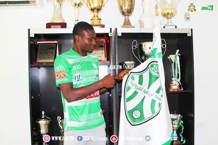 Former Plateau United forward Obaje leaves NPFL for Ligue 1 side