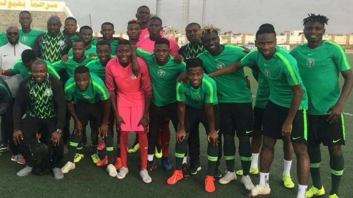 U23 Eagles excited with U23 AFCON ticket – Lazarus