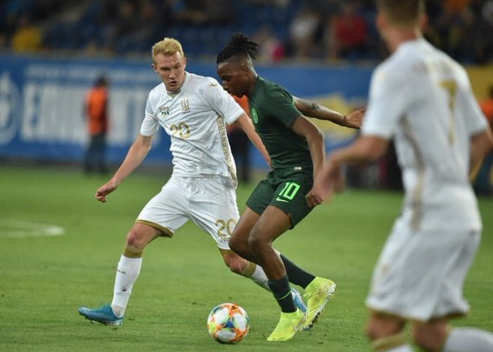 Joe Aribo Declares Readiness To Hurt Benin And Lesotho