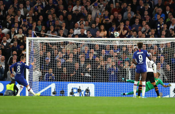 Barkley Penalty miss earns Lampard unwanted UCL record at Chelsea