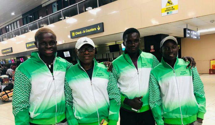Team Nigeria ready for Davis Cup battle