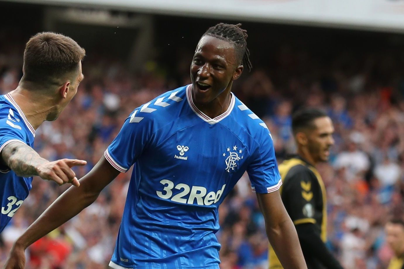 Ojo, Aribo Help Rangers To First Win Over Dutch Opposition In 20 Years