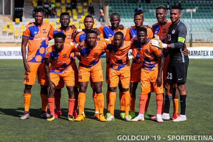 2019 Ogunjobi Gold Cup: Sunshine Stars Zooms Into The Final With Niger Tornadoes