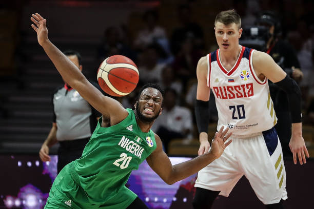 FIBAWC: Josh Okogie Blames Nigeria Loss To Russia On Lack Of Concentration