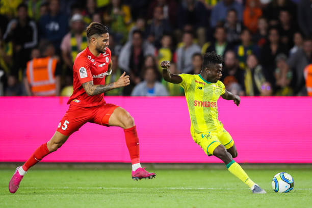 Moses Simon Continues Good Form In France, Bags Assist In Nantes Win