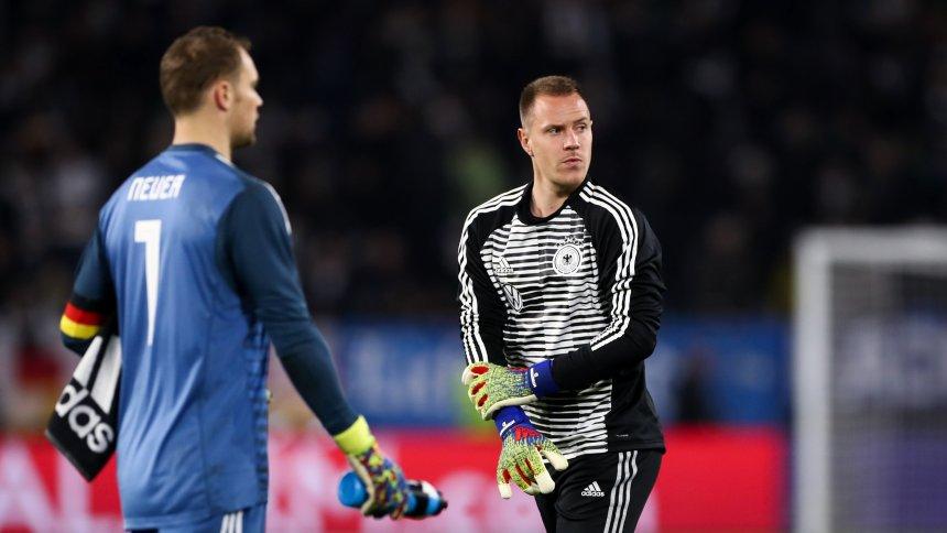 Bayern boss Hoeness threatens boycott if Germany drop Neuer for Ter Stegen