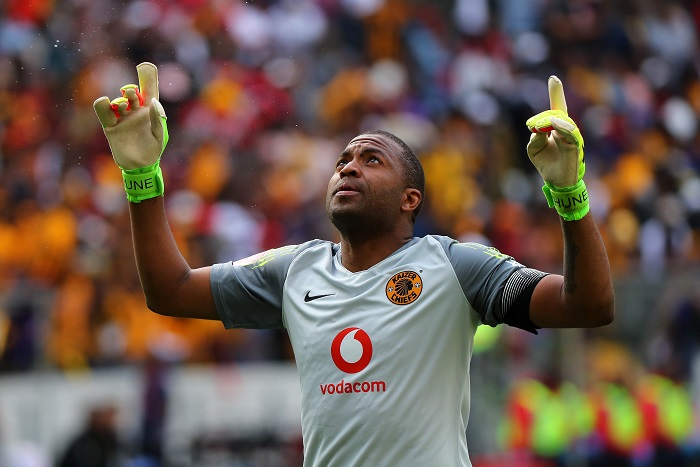 Soweto Derby: Kaizer Chiefs Boss Middendorp Almost Certain to Drop Akpeyi for Khune